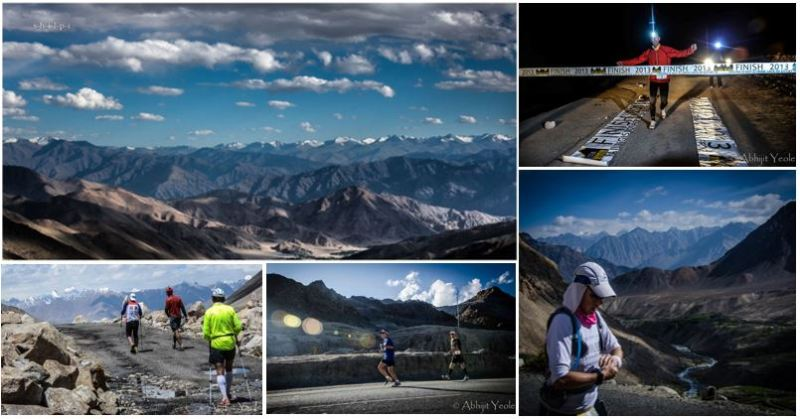 toughest running events - Running Event in Himalyas