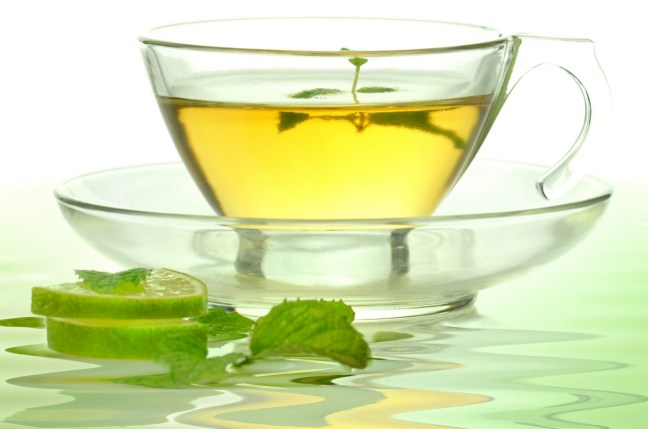 Green Tea for Detox Cleanse or Detoxification