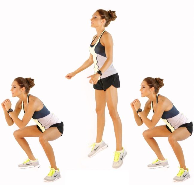 high calorie burning exercises