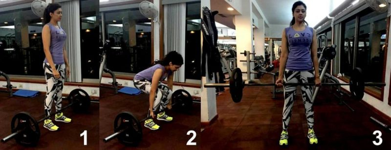 Sapna Vyas Workout Routine