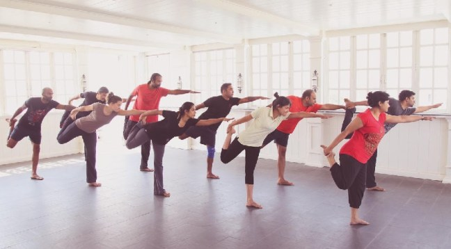 Best Yoga classes in bangalore: Anshi Yoga center