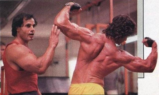 sylvester stallone workout