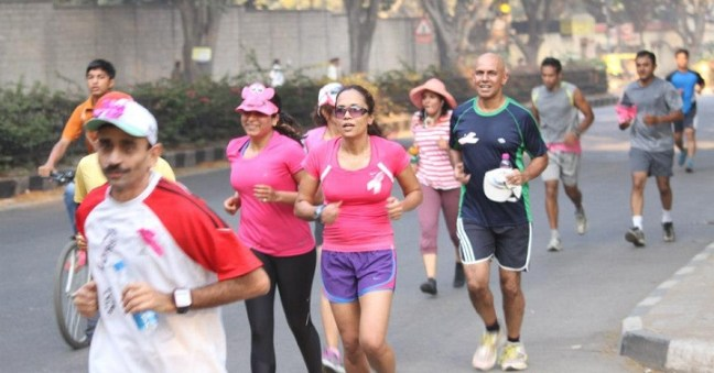 walkmara 2017 bangalore run