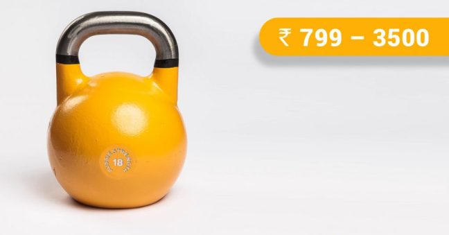 Kettle bell - gift for father on father's day