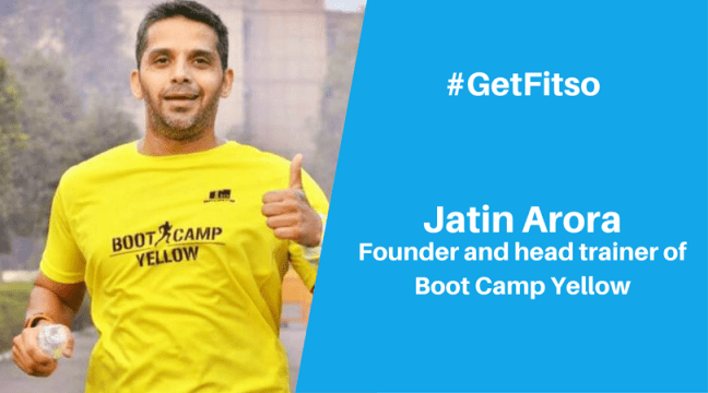Jatin Arora- top running coaches delhi ncr