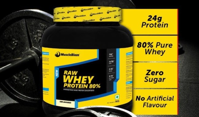 Muscleblaze whey protein: best whey protein in India