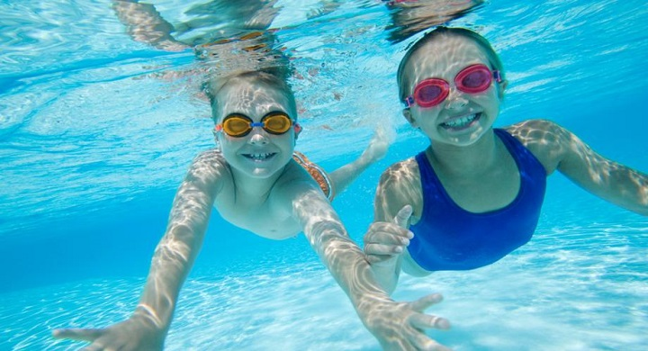 swimm daily: Swimming tips for weight loss