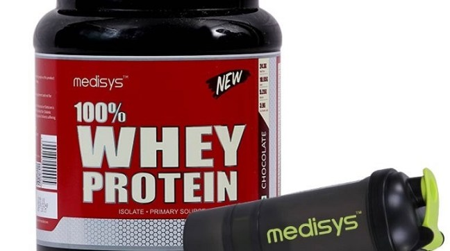 Medisys whey protein: best whey protein in India