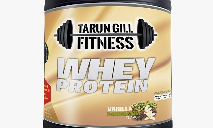 Tarun gill whey protein: best whey protein in India