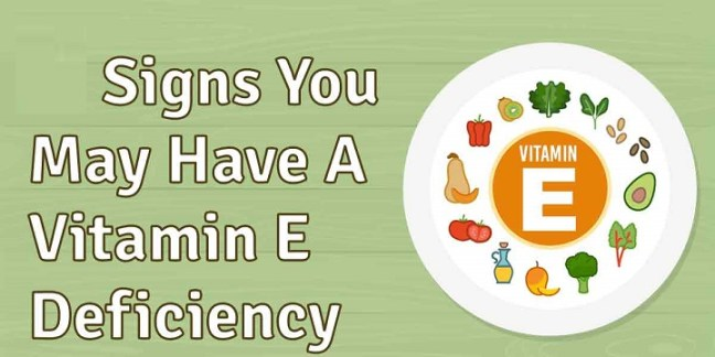 vitamin e deficiency
