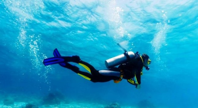 Amazing Scuba diving in Malvan