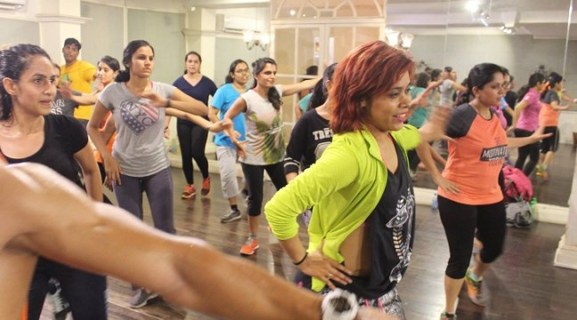 House of Wow: zumba classes in Mumbai