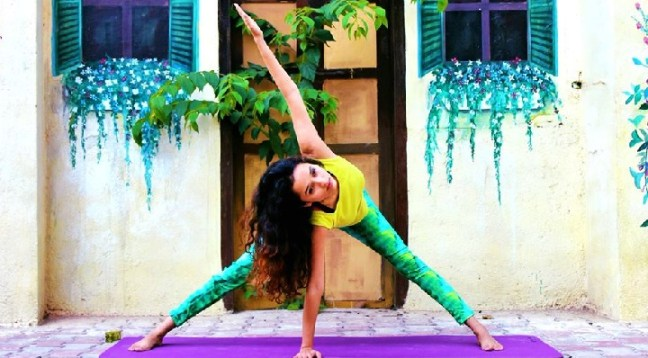 Namita Kulkarni: yoga trainer in Bangalore