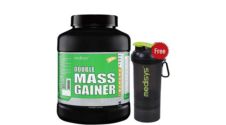 double mass gainer