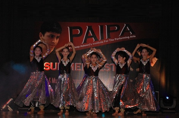 paipa pradep adwania institute for the performing arts