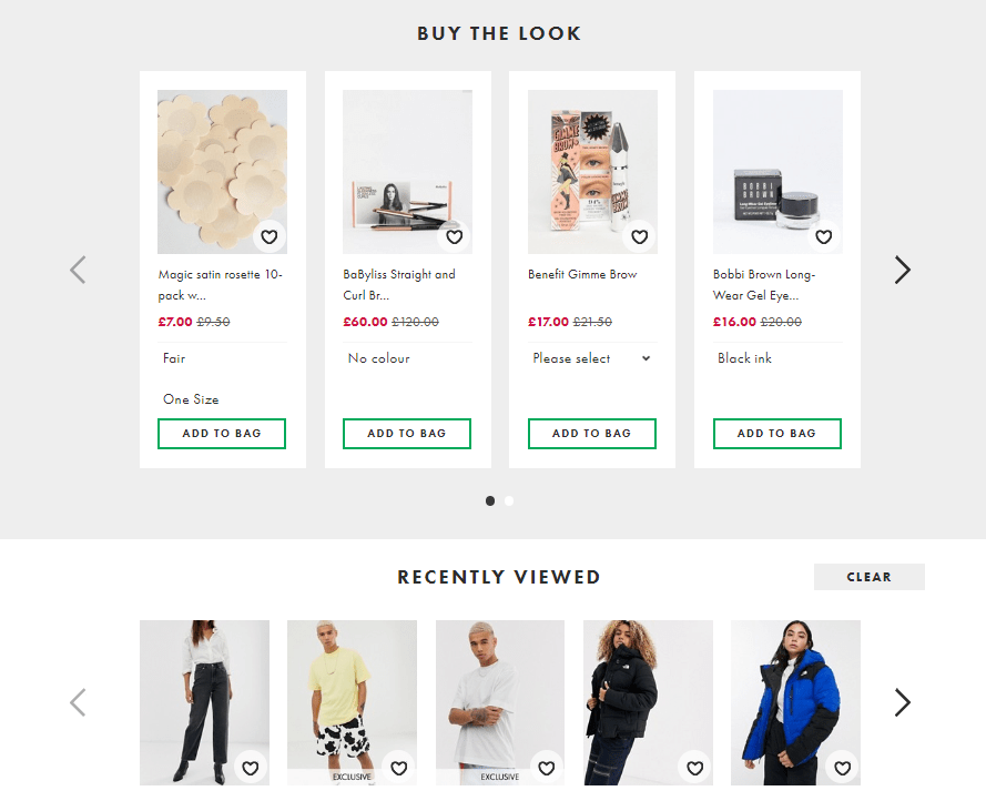 personalized product recommendations - make your customers feel special