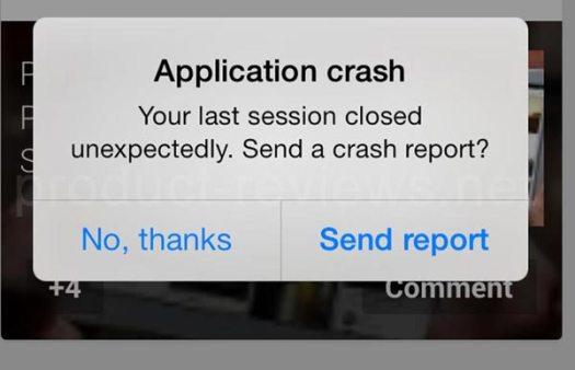 App CrashProblem