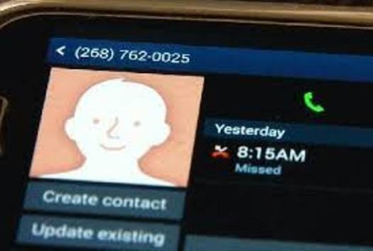 missed-call_scam: phone calls scams