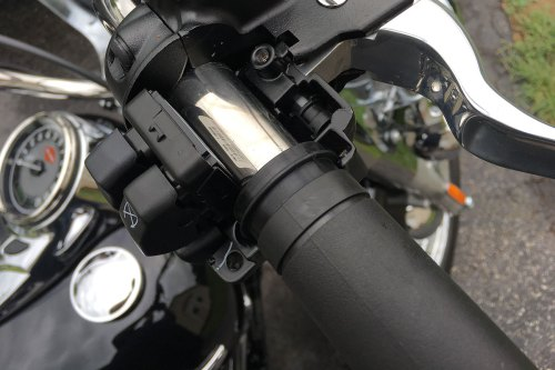 small resolution of replacing harley davidson grips