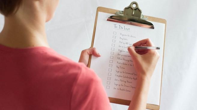 time management worksheet