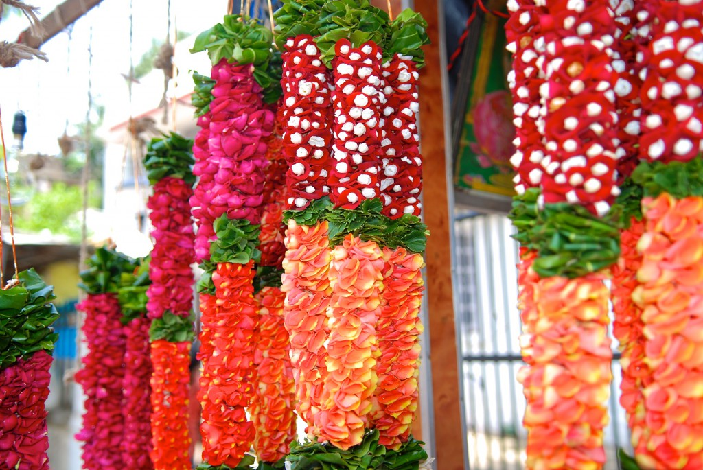 5 Famous Flower Markets in India