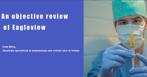review of Eagleview ultrasound scanner