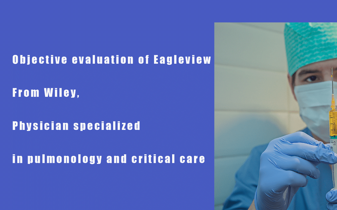 Choose the One from All- An Objective Review of EagleView Ultrasound