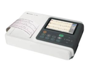 12-Lead EKG Machine