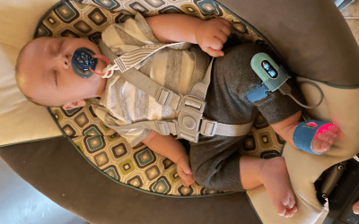 Mom Hendrix's Story with Wellue Baby Oxygen Monitor