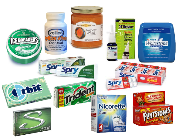 xylitol-products
