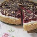 Cheesecake di panna e kefir  Catia in cucina