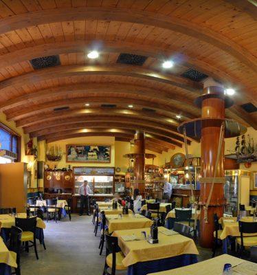 Al Ristorante pizzeria Il Veliero di Bologna le migliori