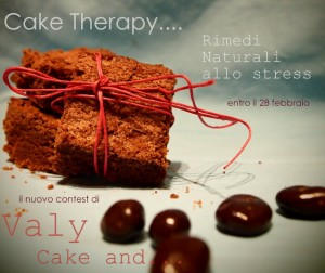 Contest cake therapy