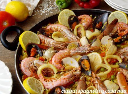 Primi Piatti Ricette Cucina Spagnola A Casa Mia  Blog