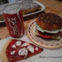 Torta Fast Food : Buon Compleanno Riccardo!