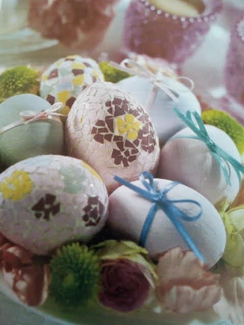 Menú e ricette di Pasqua