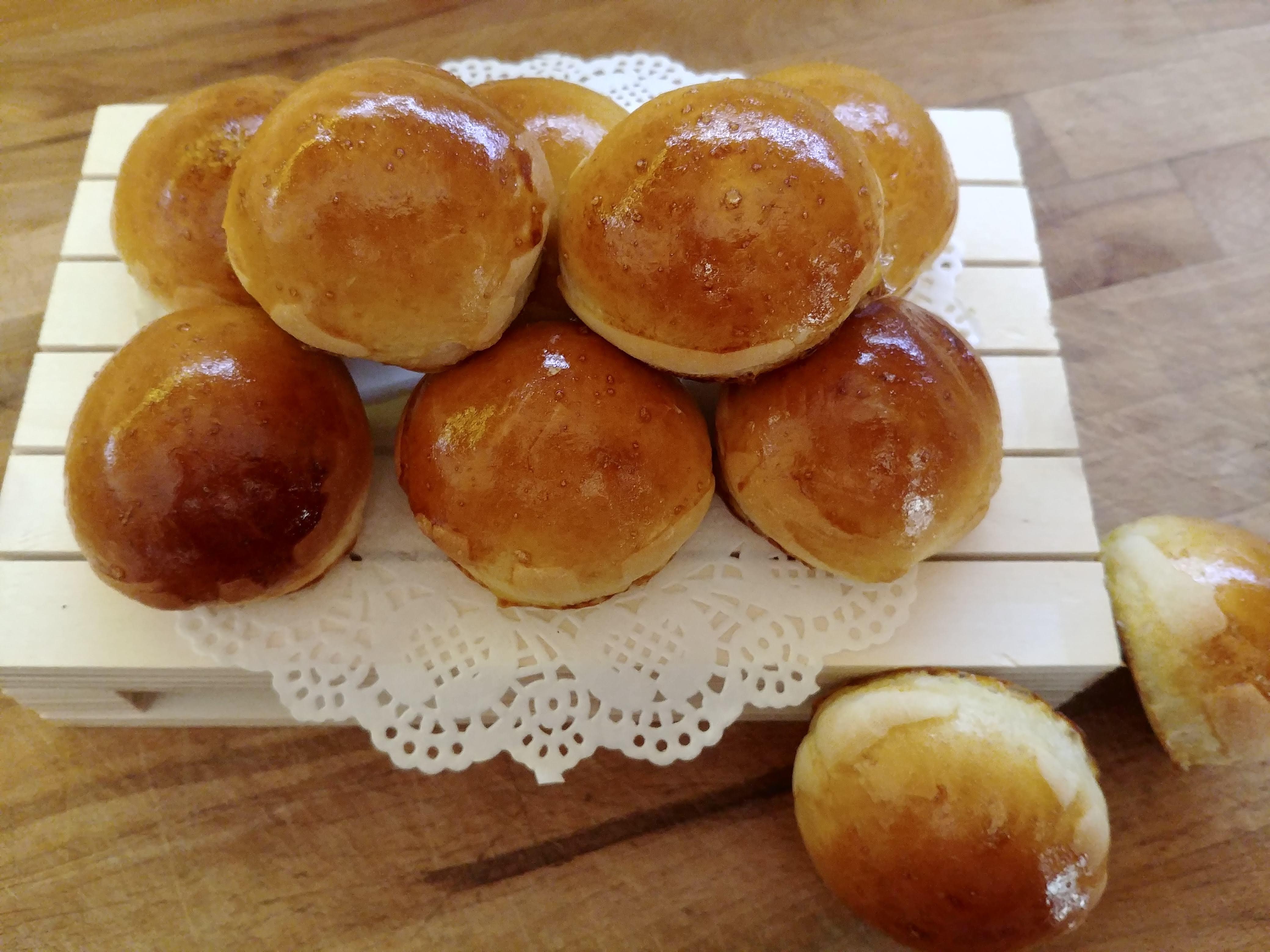 Paninibollini per ripieni dolci e salati