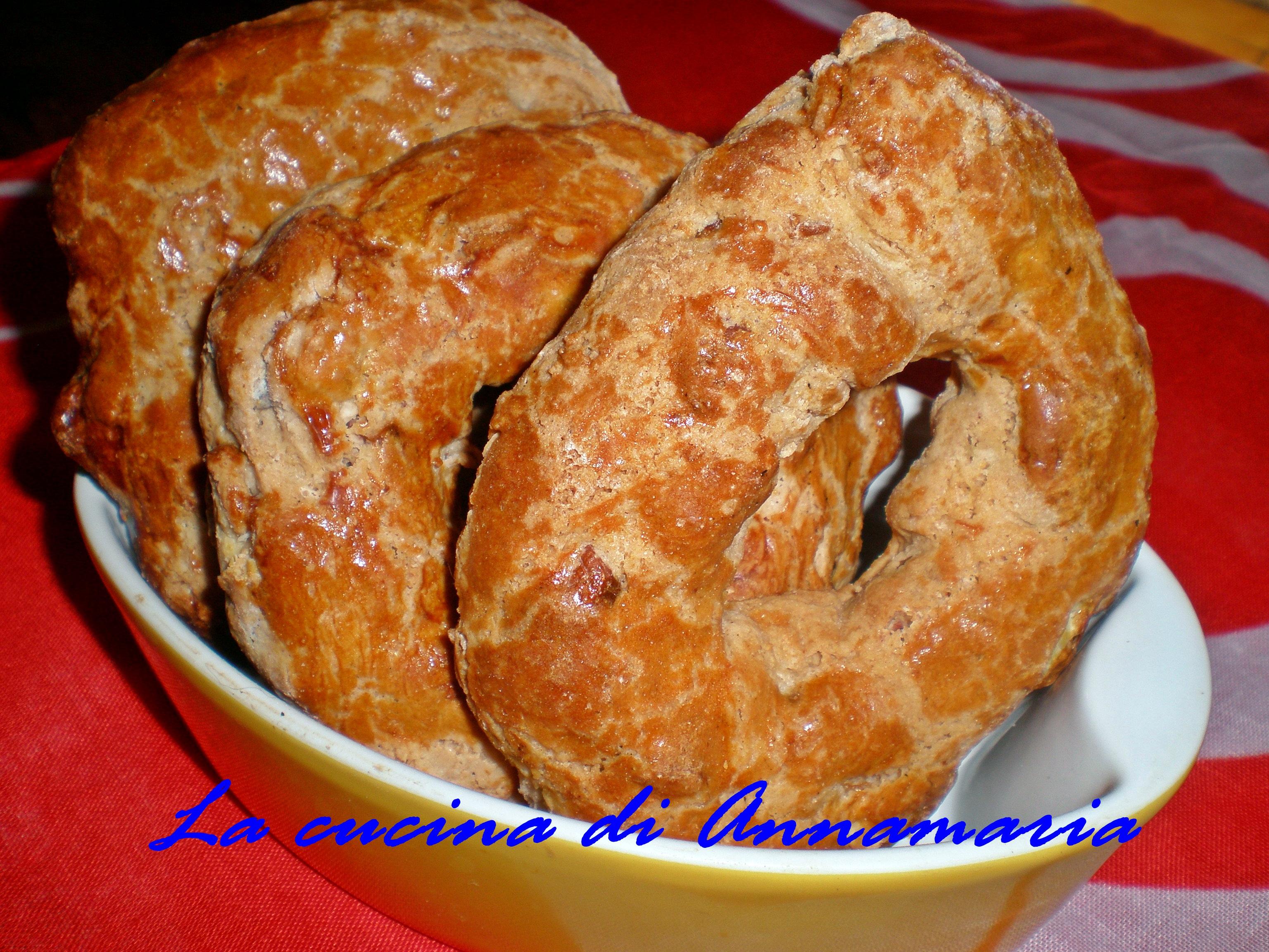 roccoco ricetta di Natale  lacucinadiannamaria