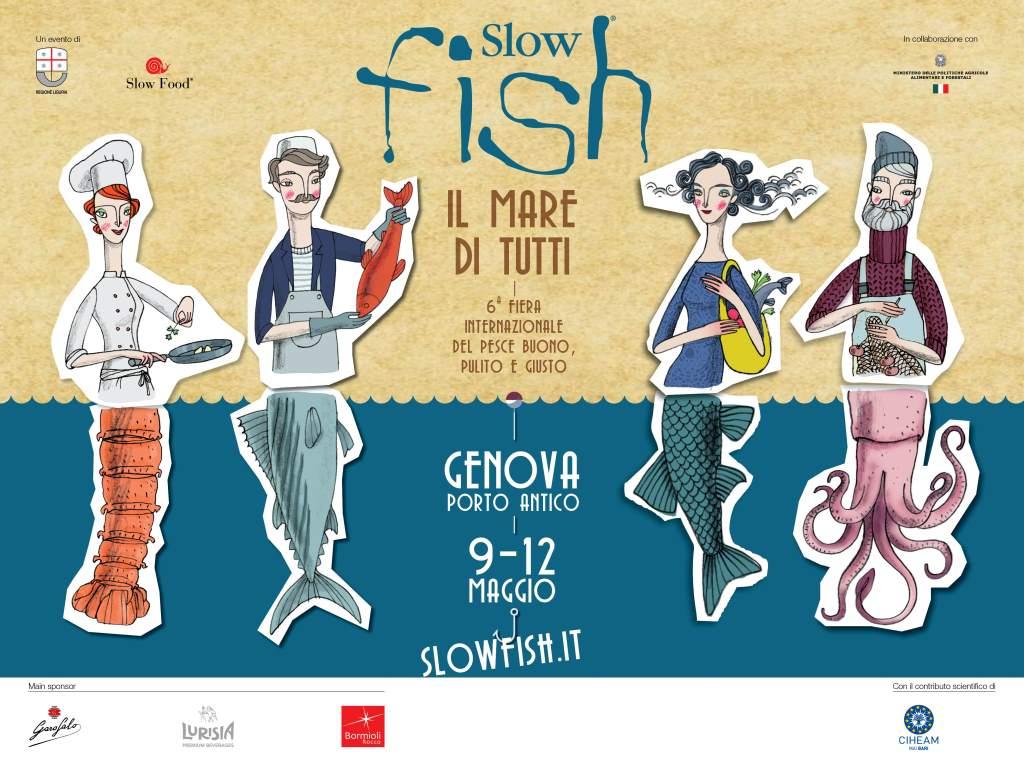Slow Fish: perché era giusto esserci