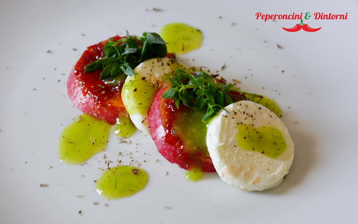 Caprese dolce