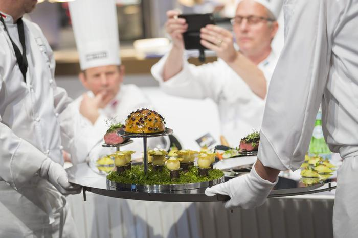 Design e alta cucina si intrecciano a Cooking for Art