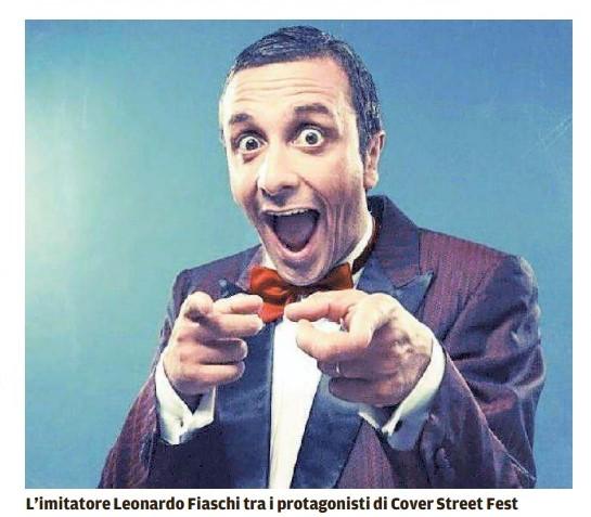 Musica e gastronomia vanno a braccetto col Cover Street Fest