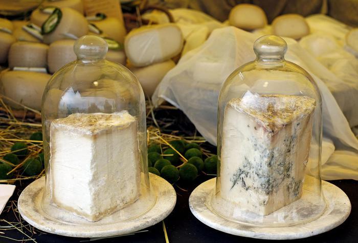 La Cina dichiara guerra al formaggio, stop al gorgonzola e al taleggio