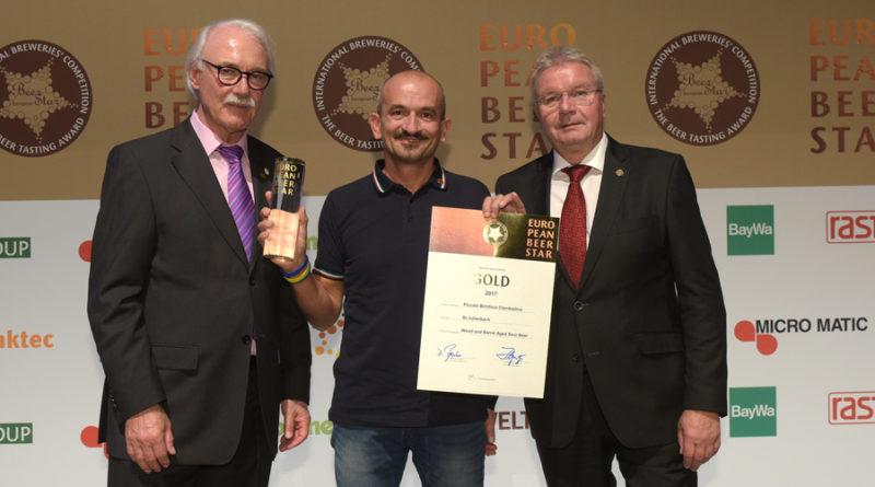 Italia Star allo European Beer Star, 10 ori, 5 argenti e 2 bronzi
