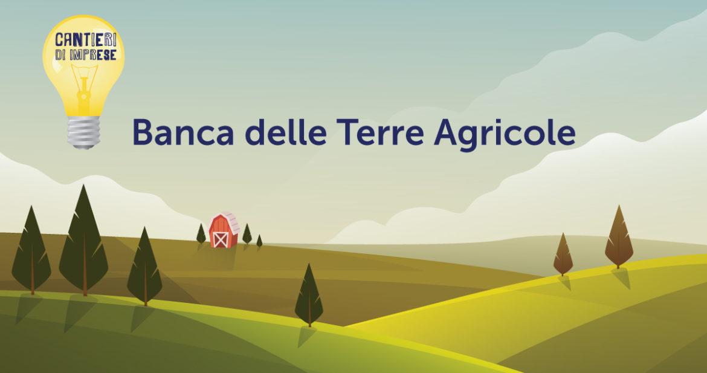 Banca Terre vende 8.000 ettari in aiuto giovani agricoltori