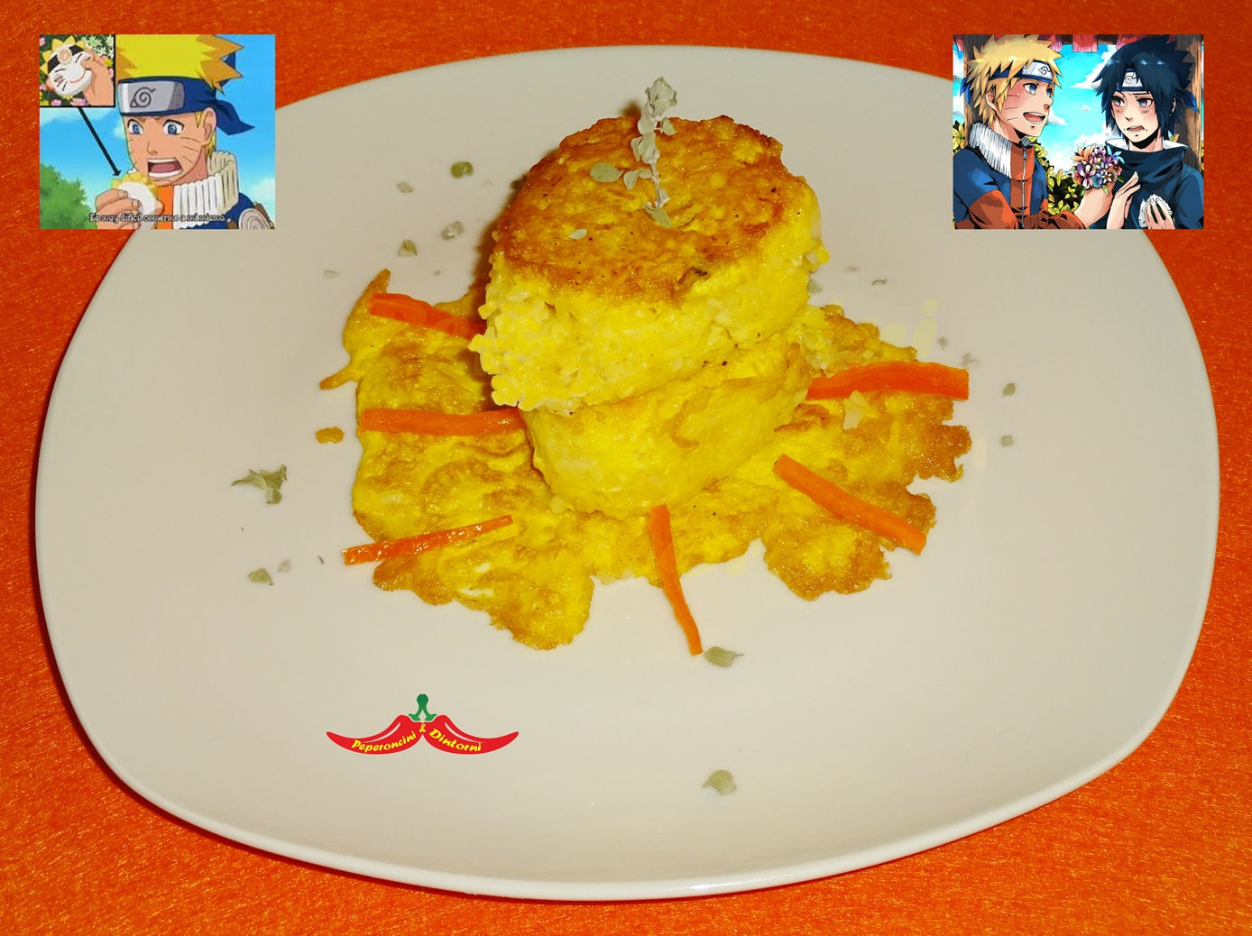 Naruto (Onigiri in Carrozza)
