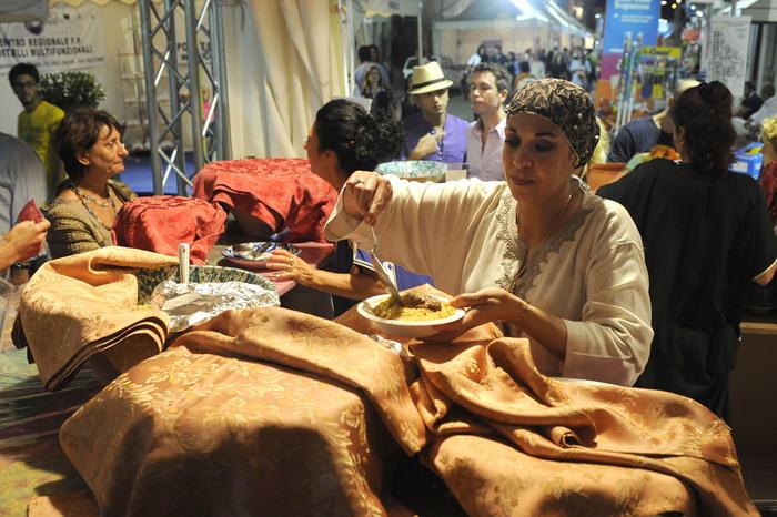 La cucina dei migranti
