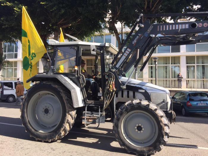 Gli agricoltori scendono in piazza, lo Stato ci deve 500 milioni