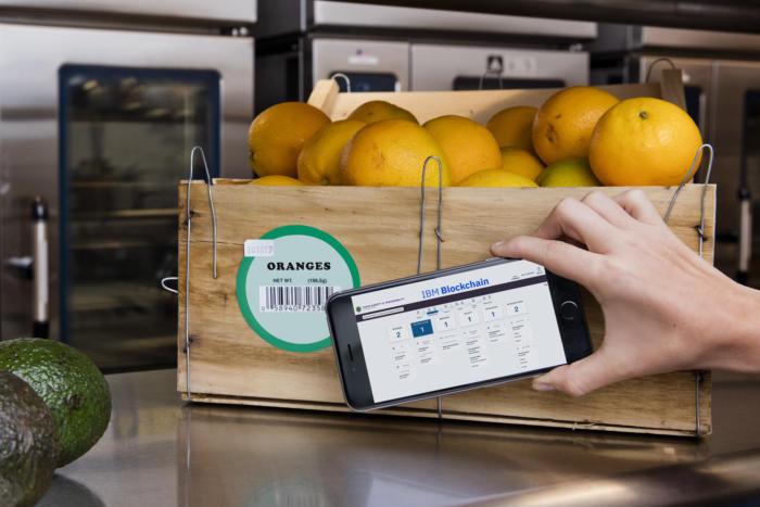 il monitoraggio alimentare globale passa per la blockchain