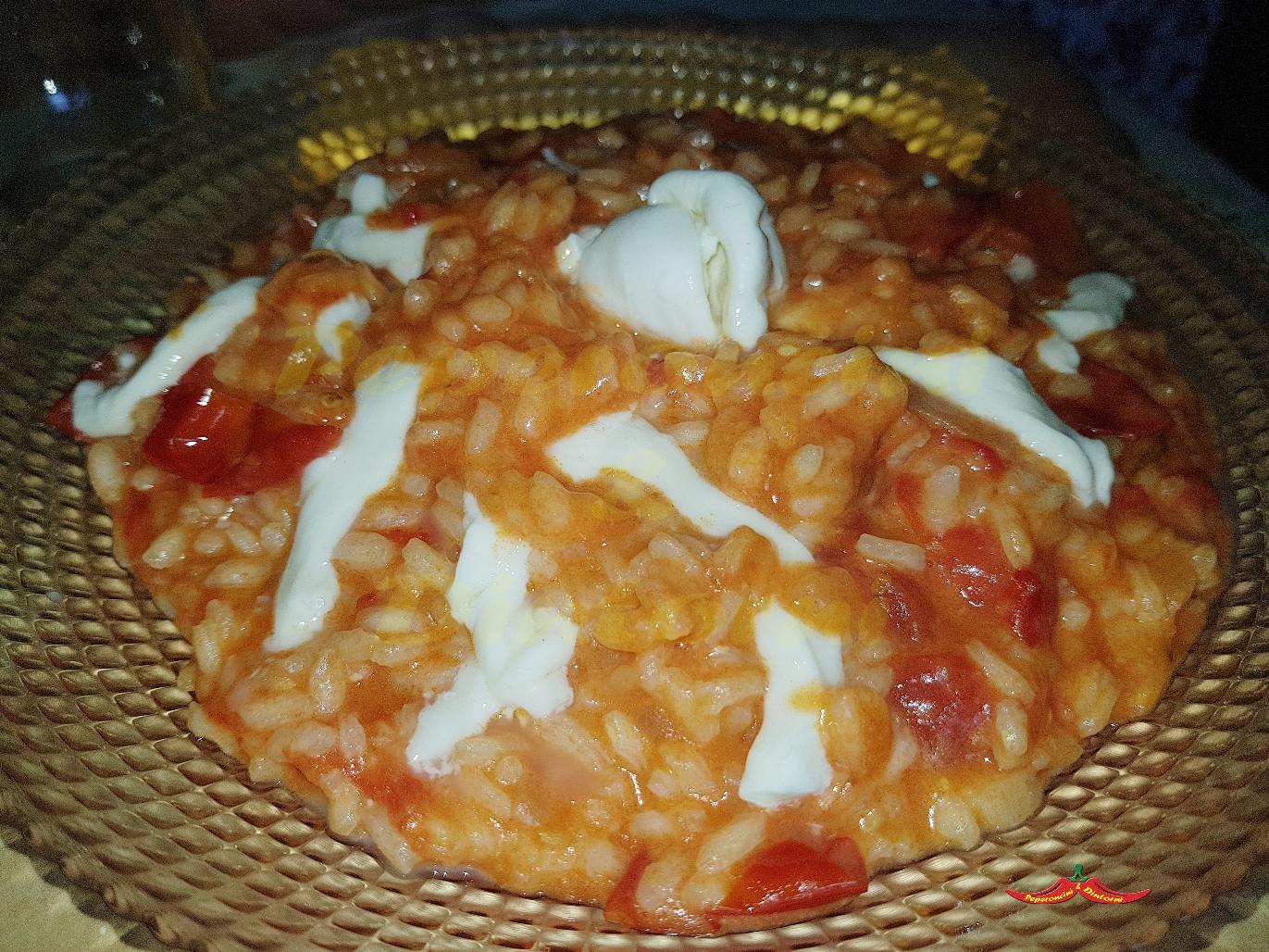 Riserva San Massimo, Pomodorini, Burrata e acciughe di Cetara